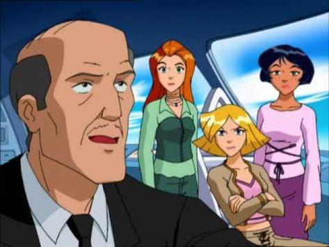 Totally Spies Folge 1