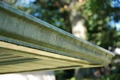 High Resolution Gutter Stain Cleaner 2 How To Clean Gutter Stains With Images Cleaning Gutters Garage Design Gutter