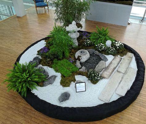 Jardin Interieur Patio Jardin Japonais Traditionnel Jardin