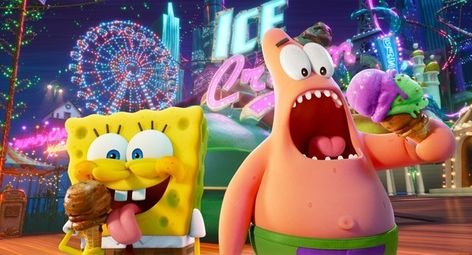"""iQIYI Premieres """"The SpongeBob Movie: Sponge on the Run� via PVOD in its Ultimate Online Cinema Section"""