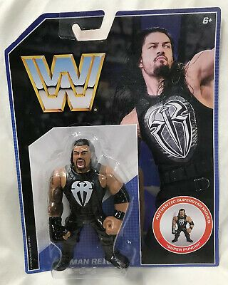 WWE Basic series 72 73  Mattel Wrestling figure New//Boxed Raw wwf