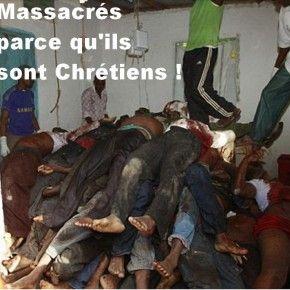 « Mon mari lui a dit que nous sommes des chrétiens, alors ils lui ont tiré une balle dans la tête »