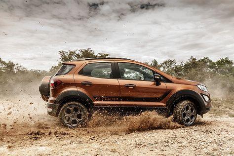 Ford Lanca Ecosport Storm Com Tracao 4x4 Transmissao Automatica