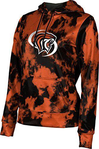 School Spirit Sweatshirt Grunge ProSphere Morehead State University Girls Zipper Hoodie