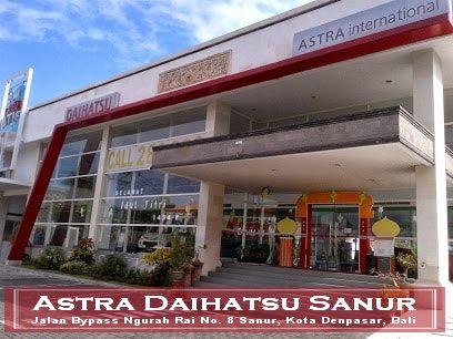Daihatsu Sanur Bali Info Harga Promo Sales Daihatsu Di 2020