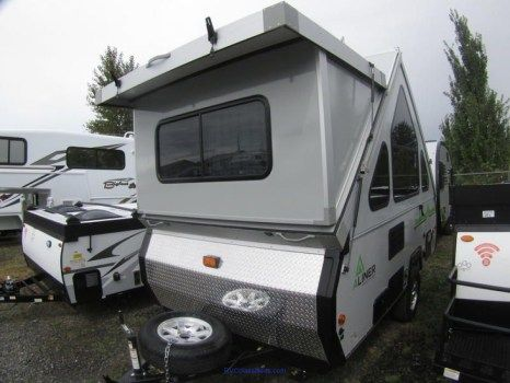2019 Aliner Classic | Folding Trailers | Tent trailers for