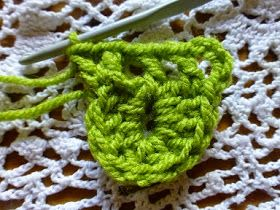 Lindevrouwsweb Krokodillen Steek Crocodile Stitch Crochet