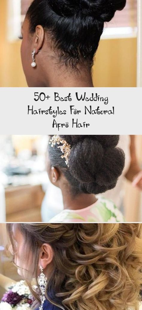 50+ best wedding hairstyles for natural afro hair   natural afro hairstyles for wedding   afro hairstyles long hair growth #naturalhairMemes #Beautifulnaturalhair #naturalhairUpdo #naturalhairHalfUpHalfDown #PrePoonaturalhair
