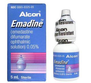 دليل القطرات Emadine Drops قطرة العين إيمادين Personal Care Toothpaste Solutions