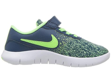 best service 0c642 10ad3 Nike Kids Roshe One (Little Kid) (Blue Nebula Blue Nebula White) Boys Shoes.  Keep it simple and clean with the versatile style of the Nike Kid…