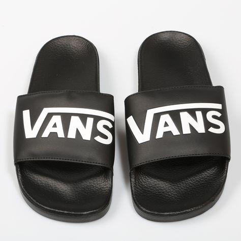 7682e4a80a3 Chanclas Vans Slide On. Sandals Vans Slide On.