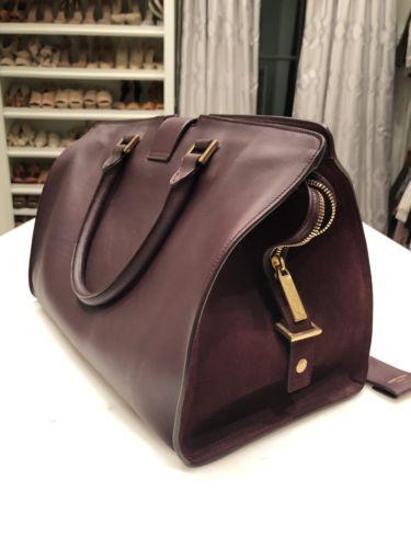 1f77dce772e Details about #218 YSL Yves Saint Laurent Medium College Shoulder Bag  Leather & Suede $2450 in 2019 | Saint Lauren | Bags, Leather, Ysl