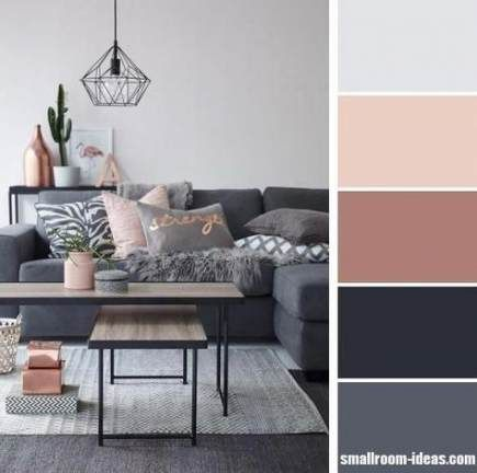 Bedroom Romantic Pink Couch 46 Ideas Pink Living Room Living Room Color Schemes Living Room Decor Apartment