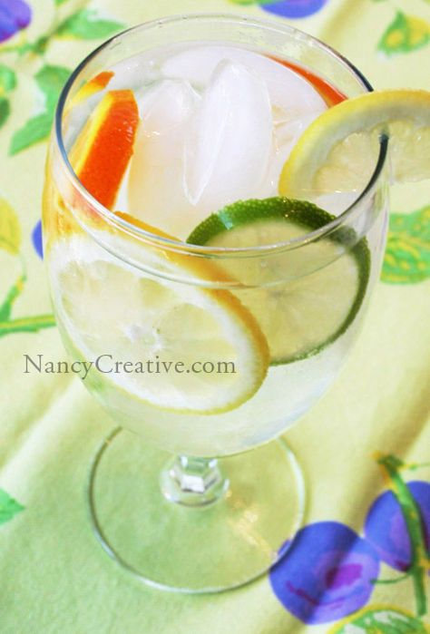 Serve Spa water with these recipes! I've always liked drinking my water with a slice or two of lemon–that extra little touch of flavor just makes water more appealing to me. The...