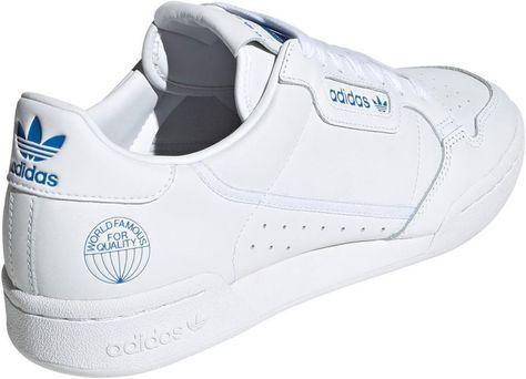 ADIDAS ORIGINALS Sneaker 'Continental 80' Damen, Weiß, Größe ...