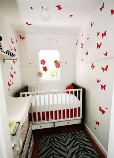 9 Clever Condo Den Design Ideas Maximize Your Living Space Small Baby Room Small Space Nursery Small Baby Nursery