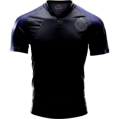 758ce4677 Puma Chivas De Guadalajara Away Jersey 17/18 (Black)