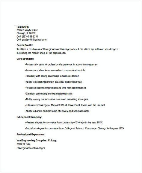 Pin oleh Joko di Resume template Pinterest Manager resume