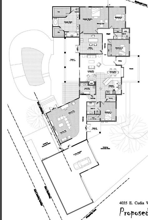House Plans With Nursery Attached To Master on
