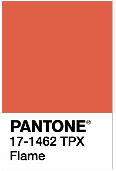 Pantone have released their 2017 colour trend predictions: 2017 will be the year…