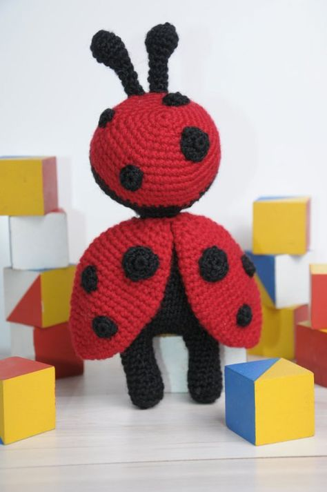 Miraculous Crochet Amigurumi of Ladybug and Cat Noir – So Good ... | 713x474