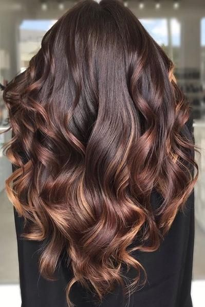 27 Summer Hair Colors You Re Going To Want To Copy Asap Brunette Hair With Highlights Brown Hair Balayage Summer Hair Color