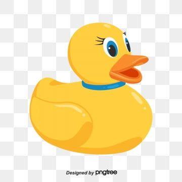 كرتون ثلاثي الأبعاد فتح الفم البطة الصفراء بطة حيوان كرتون Png والمتجهات للتحميل مجانا Yellow Duck Duck Rubber Duck