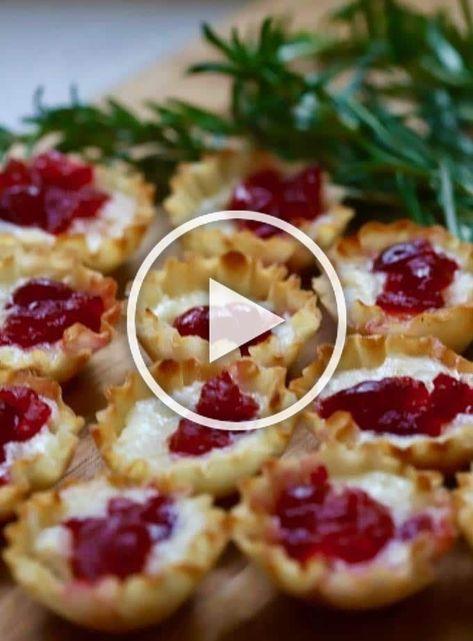 3-Ingredient Cranberry Brie Bites    #christmasappetizer, #christmaspartyfood, #...  3-Ingredient Cranberry Brie Bites    #christmasappetizer, #christmaspartyfood, #appetizer, #cranber #3Ingredient #Bites #Brie #christmasappetizer #christmaspartyfood #Cranberry