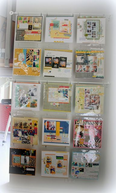 layout display -- such a great idea.