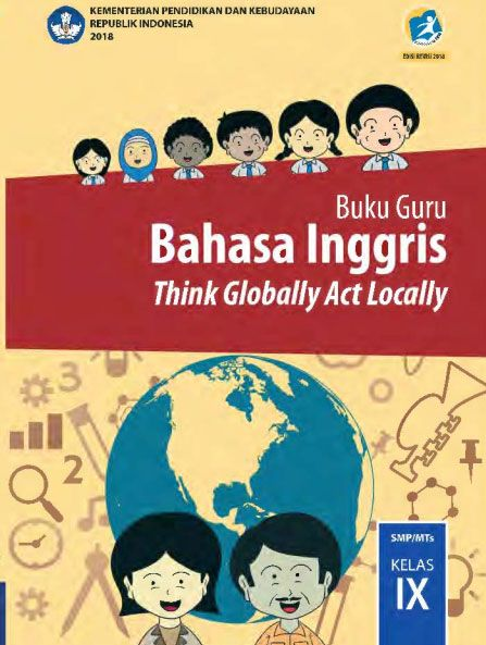Bahasa Inggris Buku Guru Kelas 9 Ix Kurikulum 2013 Revisi 2018 Buku Kurikulum Guru