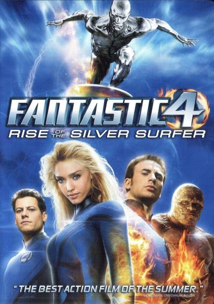 fantastic four rise of the silver surfer free movie download