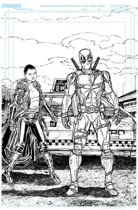 #Deadpool #Fan #Art. (Deadpool Taxi) By: Stvnhthr. (THE * 5 * STÅR * ÅWARD * OF: * AW YEAH, IT'S MAJOR ÅWESOMENESS!!!™)[THANK Ü 4 PINNING!!!<·><]<©>ÅÅÅ+(OB4E)    https://s-media-cache-ak0.pinimg.com/474x/dc/c6/cc/dcc6cc6050b2b3ad50d6d28aa45cd687.jpg
