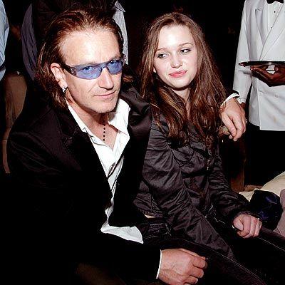 Bono Rocks My World!