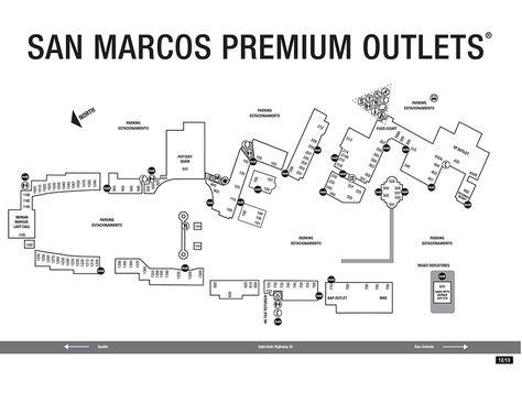 San Marcos Premium Outlets - Designer Outlet Stores & Map ...