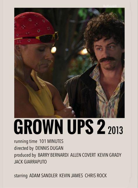 Grown ups 2 by Millie