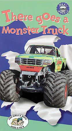 Real Wheels There Goes A Fire Truck Vhs Lot Of 14 Airplane Boat Train Tractor Ebay Monster Trucks Trucks Monster Truck Videos