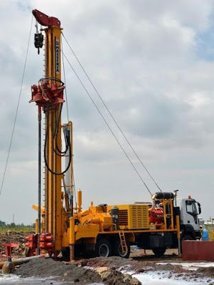 Natural Self Reliance An Explanation Of How The California Water System Water Well Drilling Rigs Water Well Drilling Drilling Rig