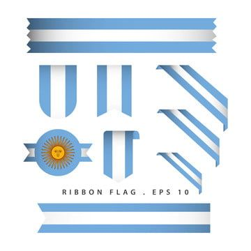 Argentina Ribbon Flag Vector Template Design Illustration Flag Icons Template Icons Ribbon Icons Png And Vector With Transparent Background For Free Download Flag Icon Flag Vector Illustration Design