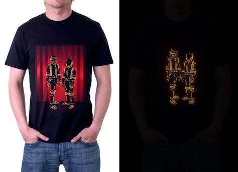 Daft Punk Tshirt