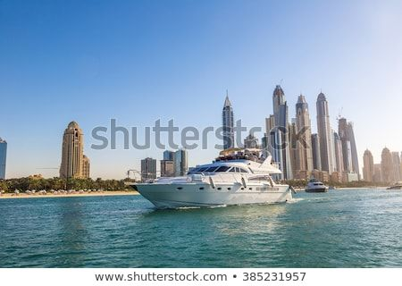 Dubai Marina in a summer day, UAE - Shutterstock Premier