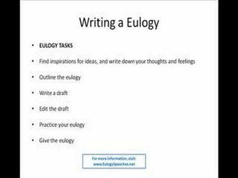 How To Write A Commemorative Speech  Speech Writing