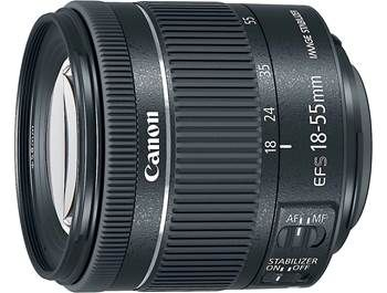 Canon Ef S 18 55mm F 4 5 6 Is Stm Standard Zoom Lens For Aps C Sensor Canon Dslr Cameras At Crutchfield Best Canon Lenses Canon Ef Zoom Lens