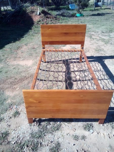 Geelhout Driekwart Bed Other Eastern Cape Gumtree Classifieds South Africa 266385773 Eastern Cape Gumtree South Africa South Africa
