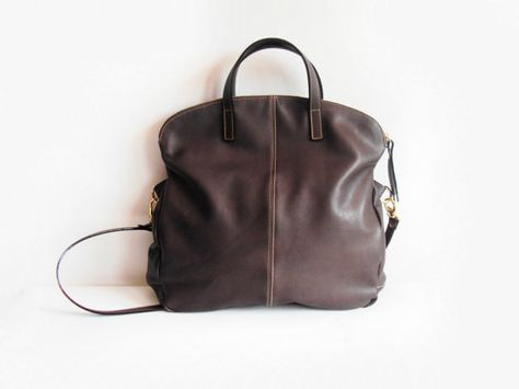 0b6d7855e9cd0 DOMI Top Zip Leather Tote Bag in Burgundy Oxblood by MISHKAbags ...