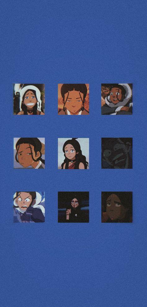 Avatar: The Legend of Aang | Wallpaper | Katara