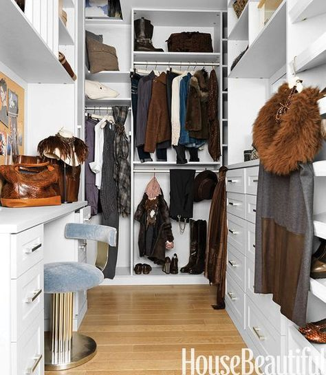 The Power Of Glamour Dressing Room Design Home Closet Designs