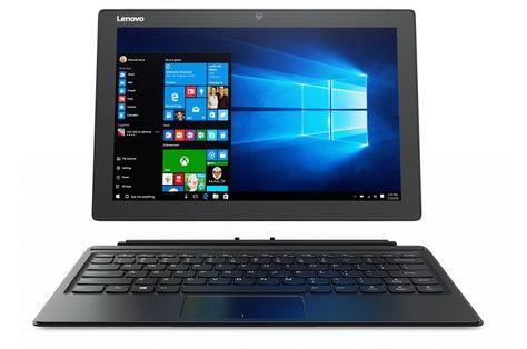 cffa6a18203 PC Hybride   PC 2 en 1 Lenovo MIIX 510 128 GO CORE I3 - PC Hybride ...