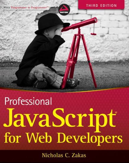 Professional JavaScript for Web Developers by Nicholas C