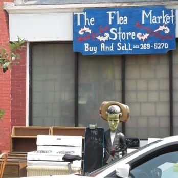 The Flea Market Store Flea Markets 1625 N Capitol Hill St Ne Washington Dc Phone Number Yelp Flea Market Fleas Store