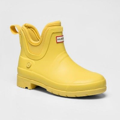 Toddler hunter boots, Short rain boots